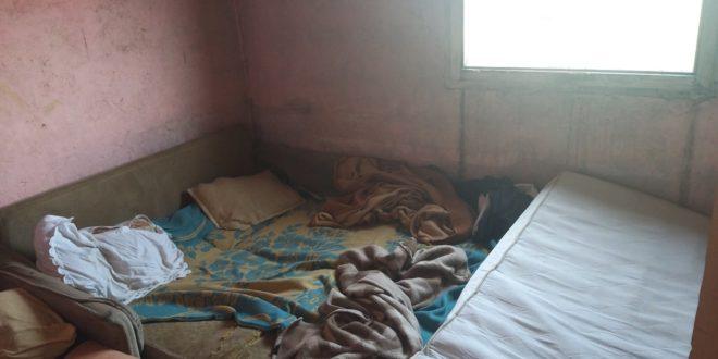 U ovoj sobi spava 5 djece